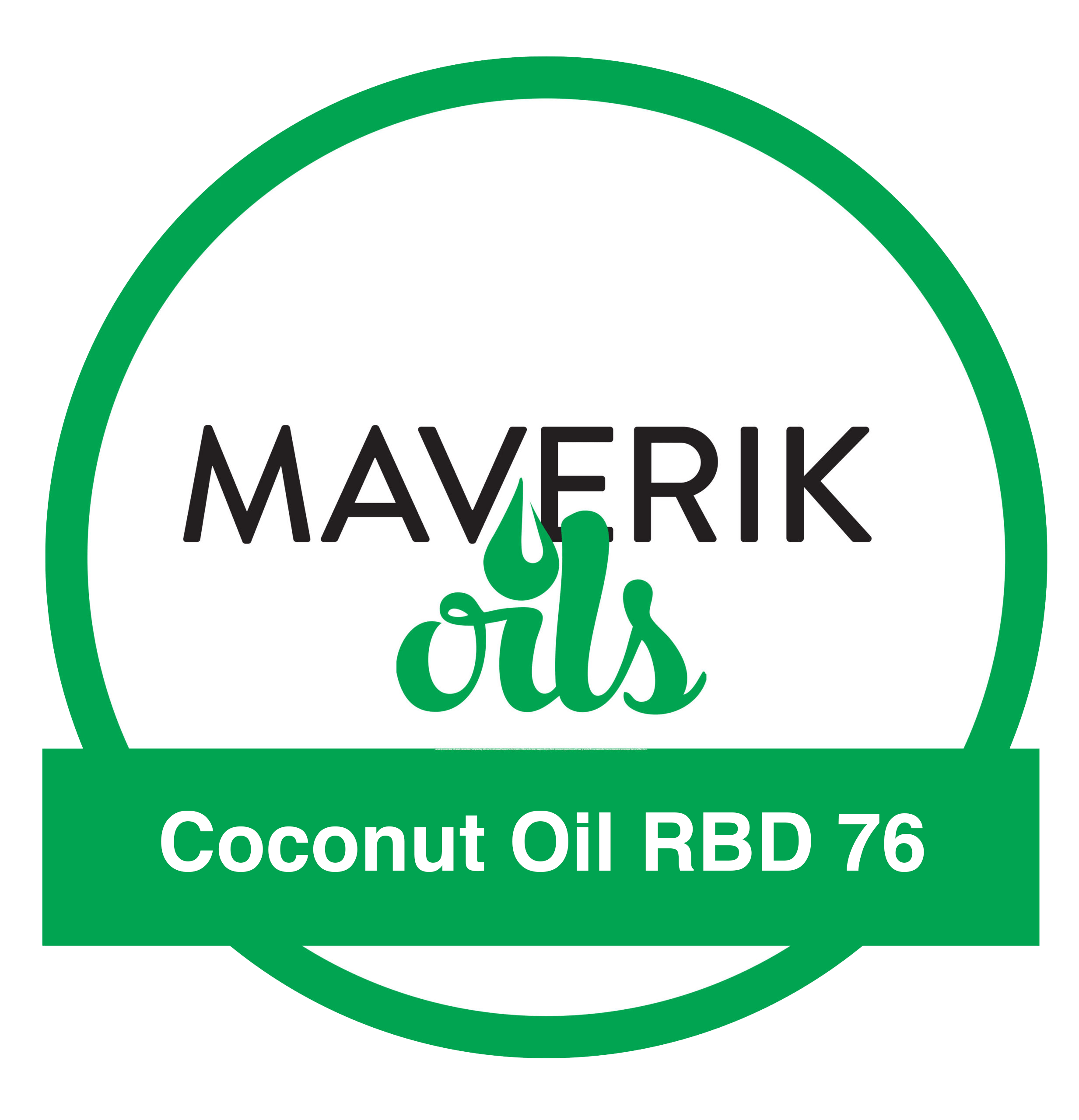 Coconut Oil RBD 76