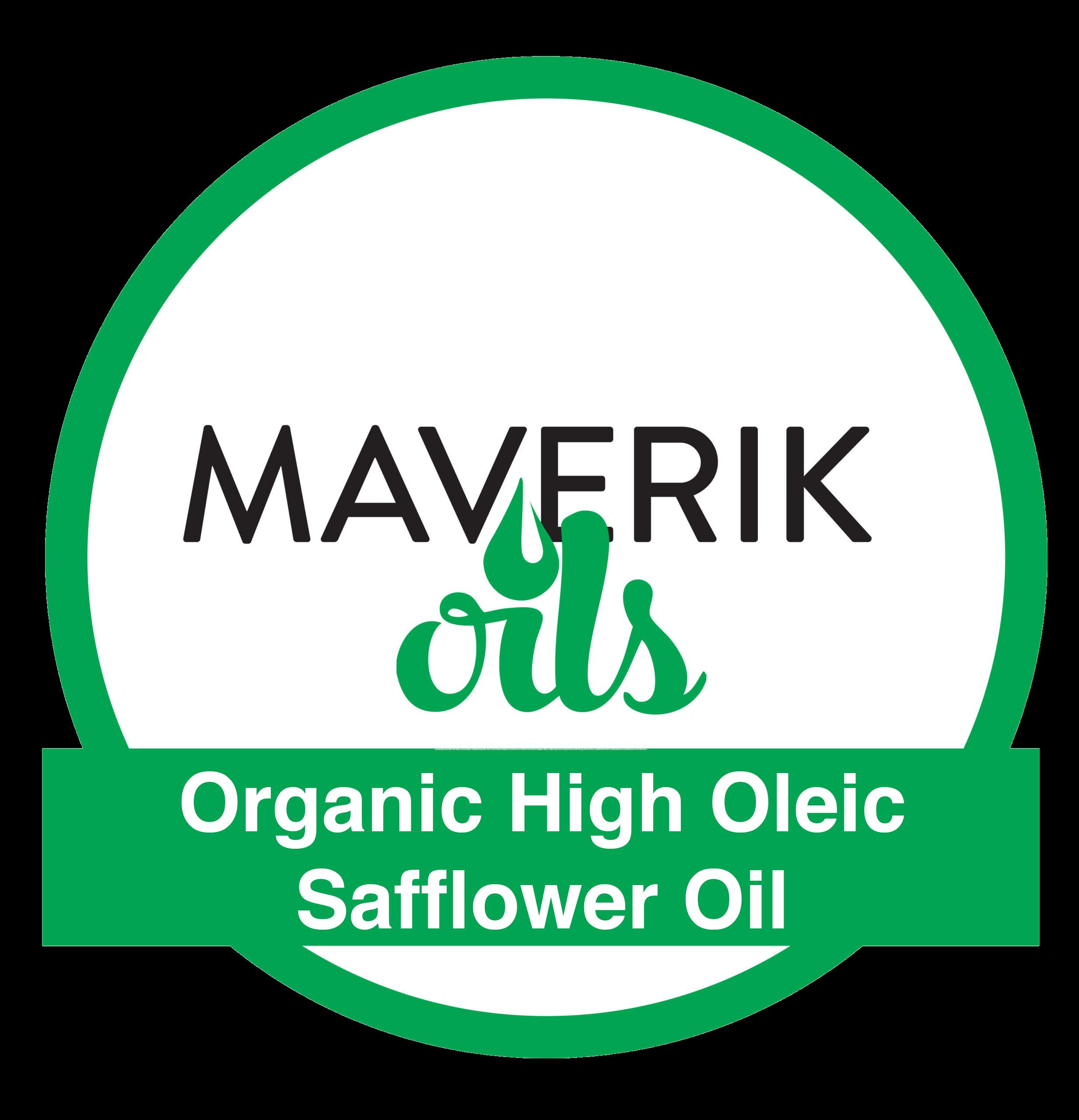 Organic High Oleic Safflower Oil