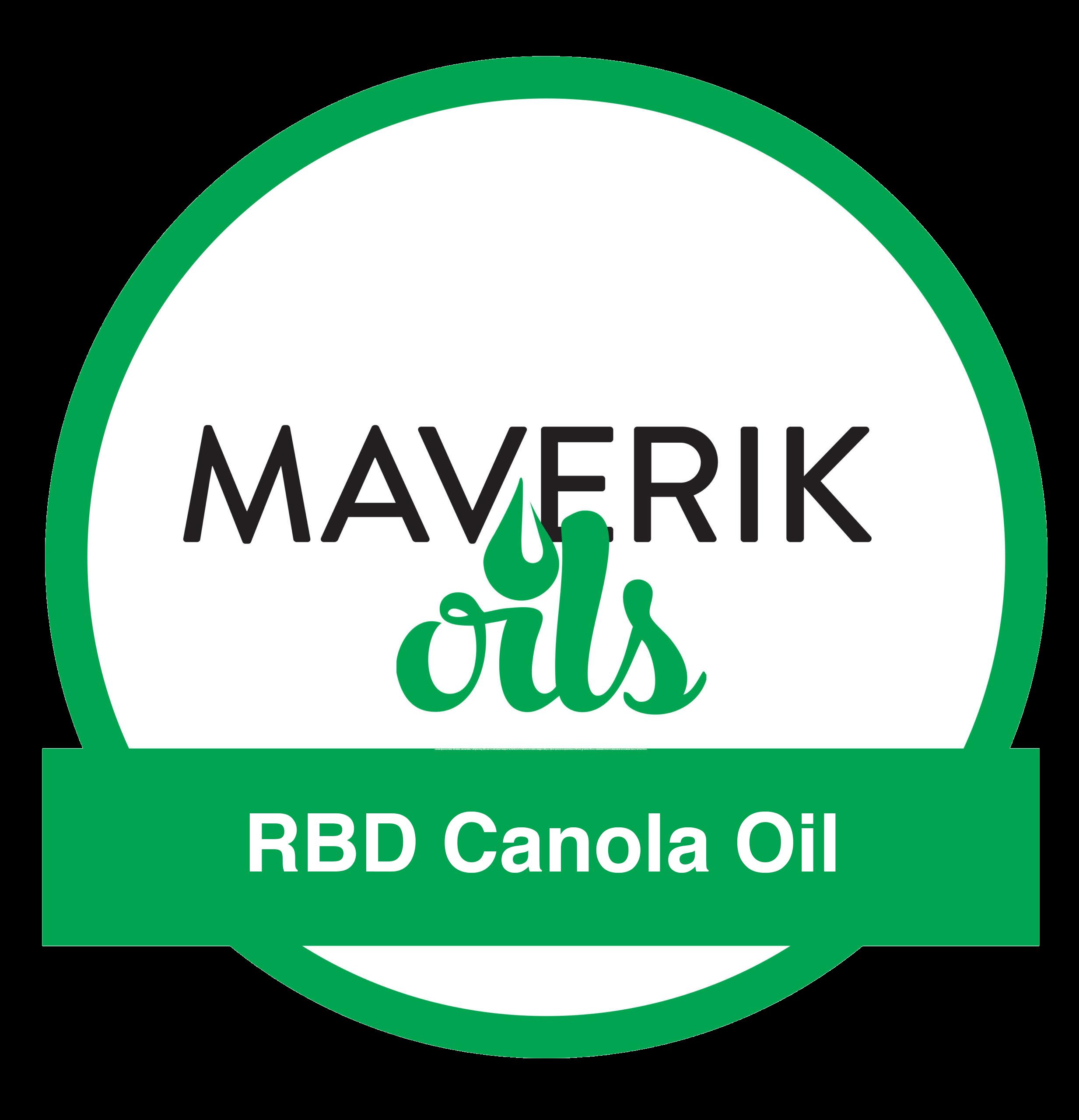RBD Canola Oil