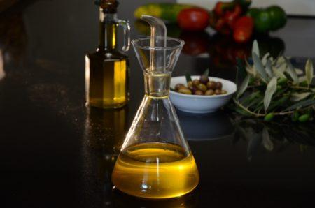 Jar of Oil