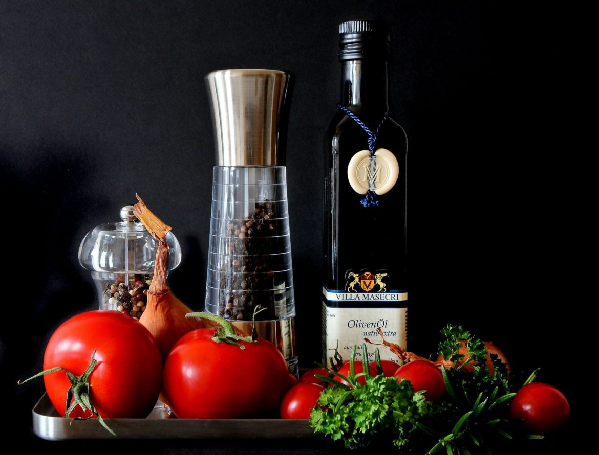 A Bottle of Olive and Other Things