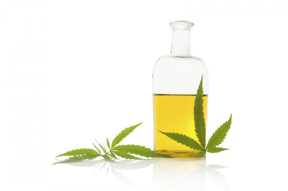 hemp seed oil extract