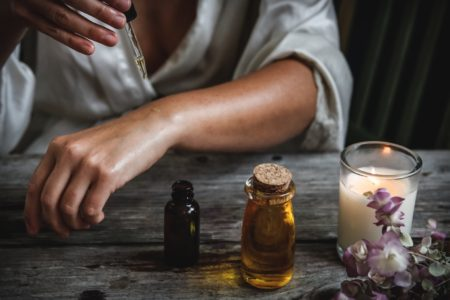 natural oils for personal care