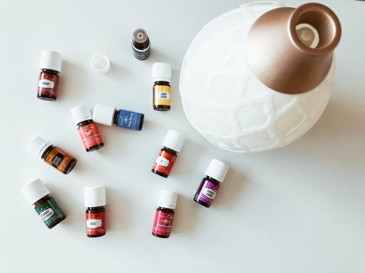 types of natural oils
